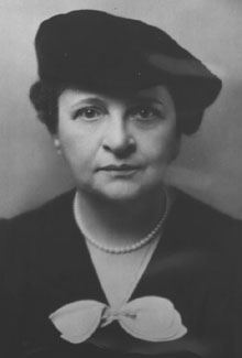Frances Perkins 1902